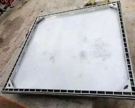 304不锈钢井盖