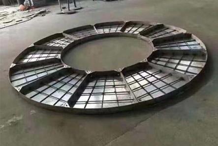 异形不锈钢井盖