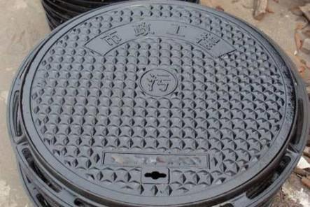 市政铸铁井盖