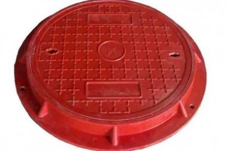球墨铸铁井盖的减震方法