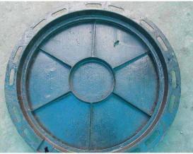 球磨铸铁井盖