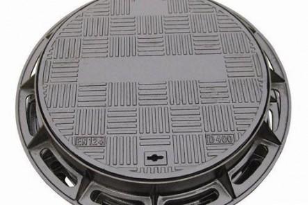 球墨铸铁井盖需要定期进行疏通清理