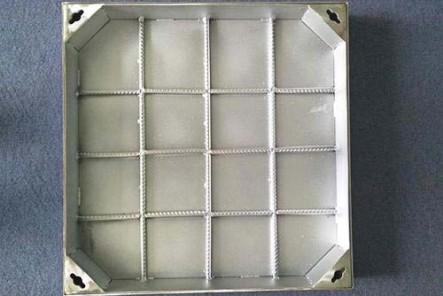不锈钢下沉式铺装井盖