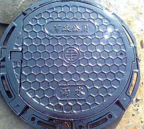 球墨铸铁沙井盖                    铸铁井盖,球墨铸铁井盖,铸铁井盖厂家,铸铁篦子,市政井盖