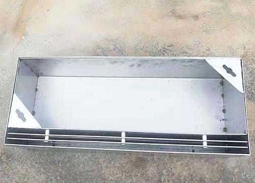 缝隙式不锈钢井盖