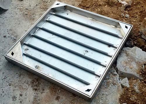 不锈钢铺装井盖