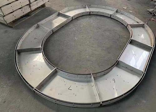 不锈钢异形井盖
