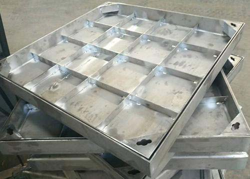 不锈钢轻型隐形井盖