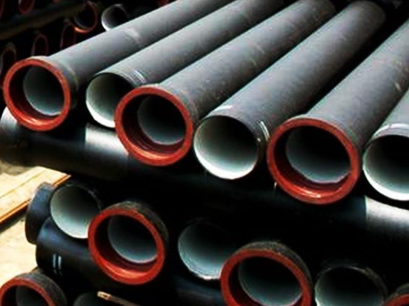 球墨铸铁管和铸铁管的区别