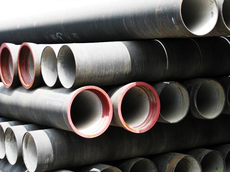 球墨铸铁管分类及生产区别
