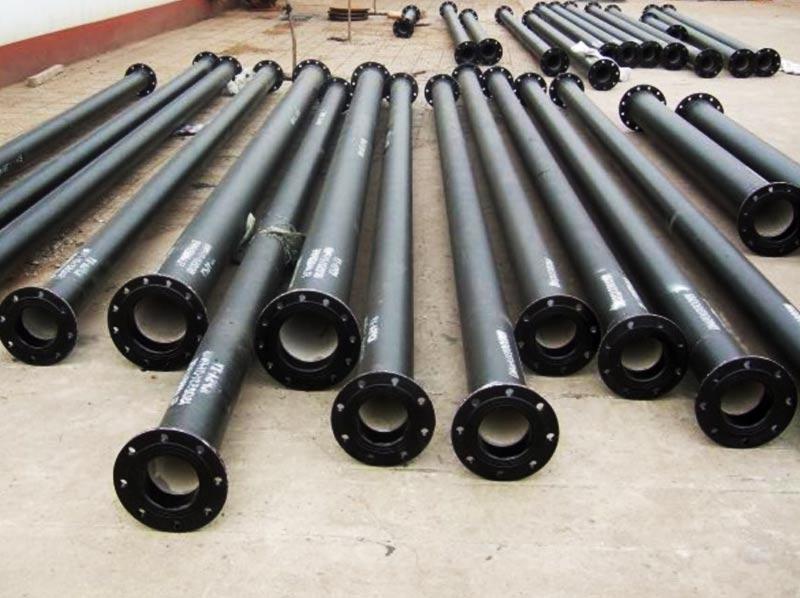 球墨铸铁管厂家对产品的防腐处理