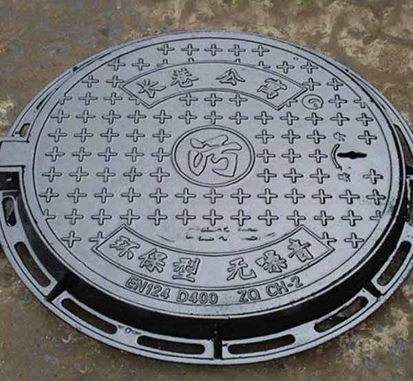 球墨铸铁井盖铸造性能
