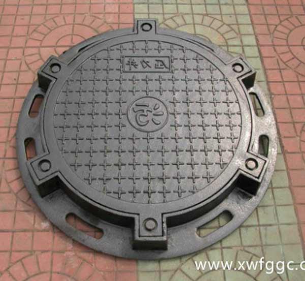 球墨铸铁井盖缓解损坏的方法
