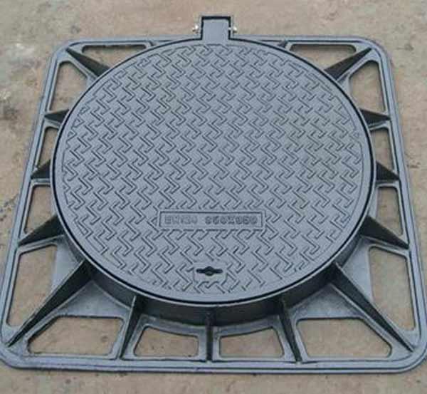 球墨铸铁井盖应设计方案是什么