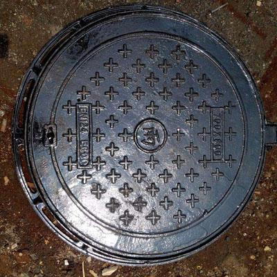 球墨铸铁井盖在应用中的优势
