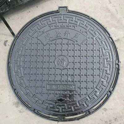 减轻球墨铸铁井盖破损的方法