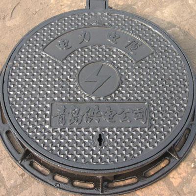 球墨铸铁井盖防盗的六种方法