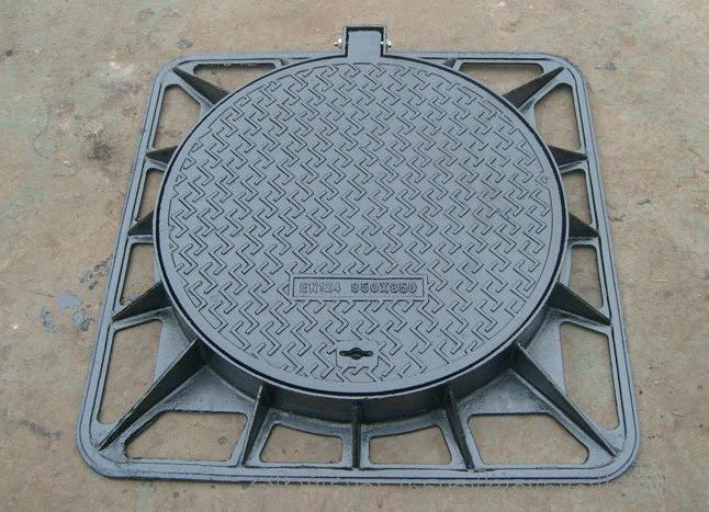 球墨铸铁井盖井圈的测量办法